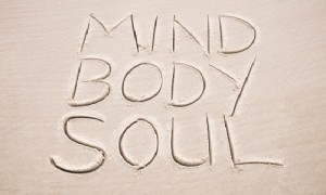 Mind body soul. Hot tub therapy and benefits.
