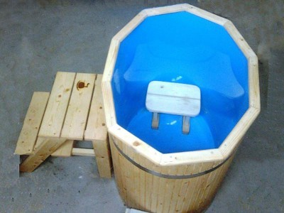 Hot tub ofuro