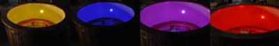Hot tub LED
