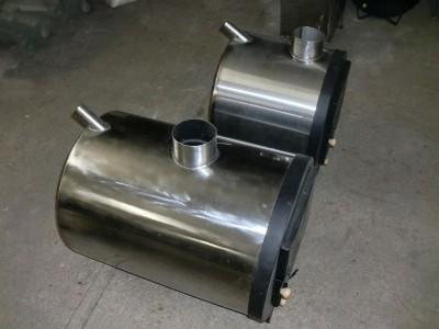 External-heaters