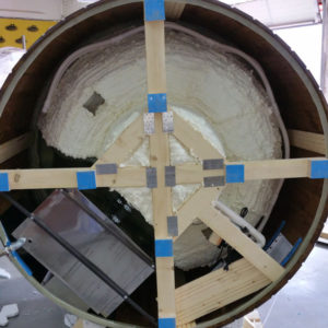 Hot tub fiberglass bain nordique fibre de verre