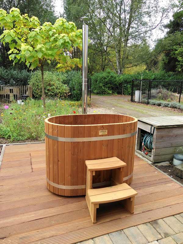 Hot Tub Bain Nordique 248 Forest Spa