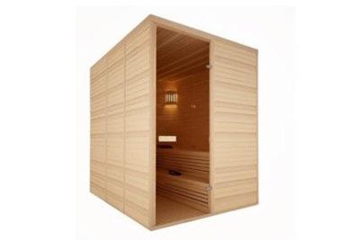 Sauna interieur en bois