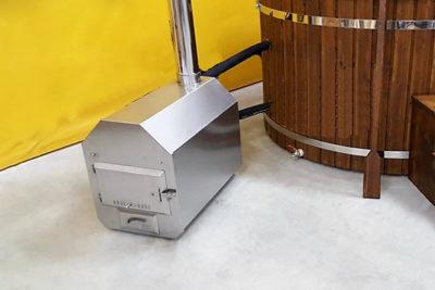 Hot-tub-external-heater