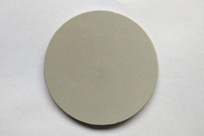 Pearl coloured fiberglass
