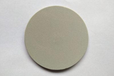 Pearl coloured fiberglass