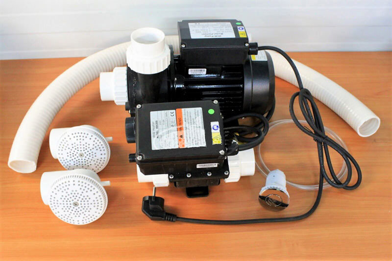 Hot tub electrical heater