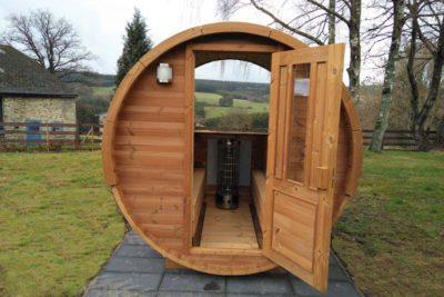 Sauna baril
