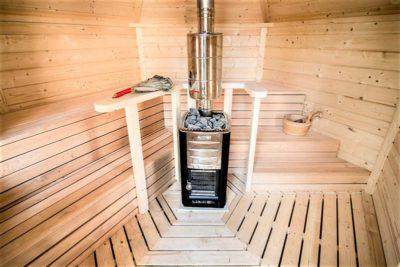 Sauna-Kota-finlandaise