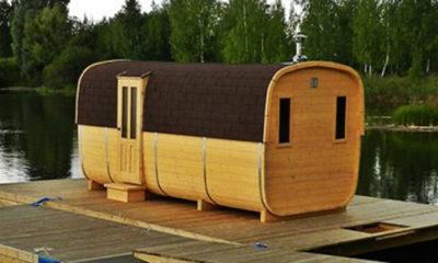 Baril camping