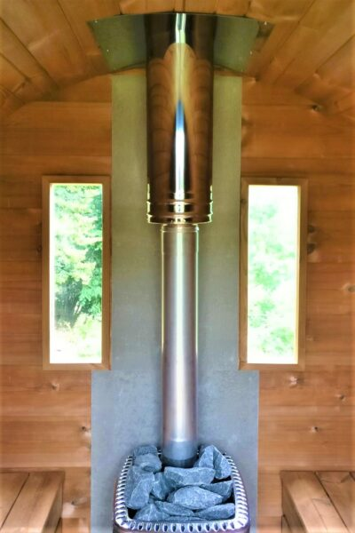 sauna-chimney