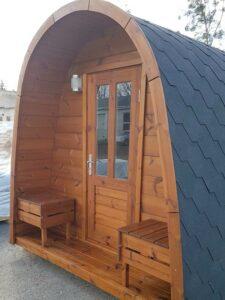 Sauna POD