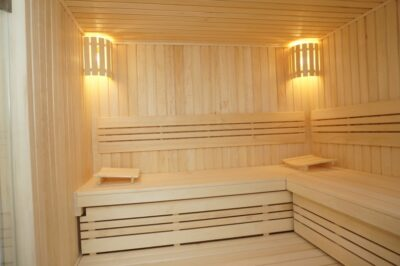 Sauna intérieur